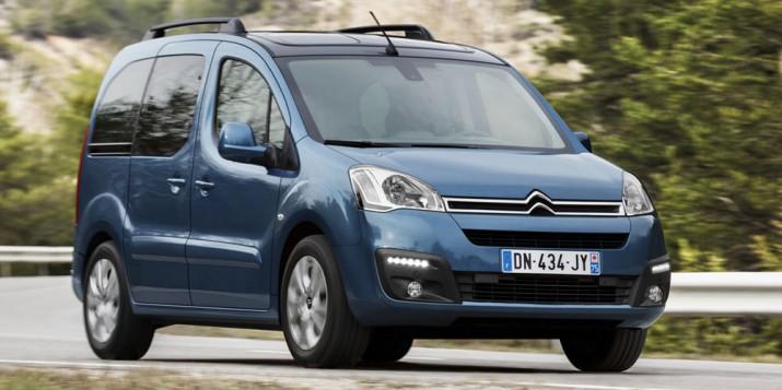 В России начался прием заказов на дизельную версию Citroen Berlingo Multospace