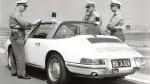 porsche 911 targa Полиция Австрия Фото 04