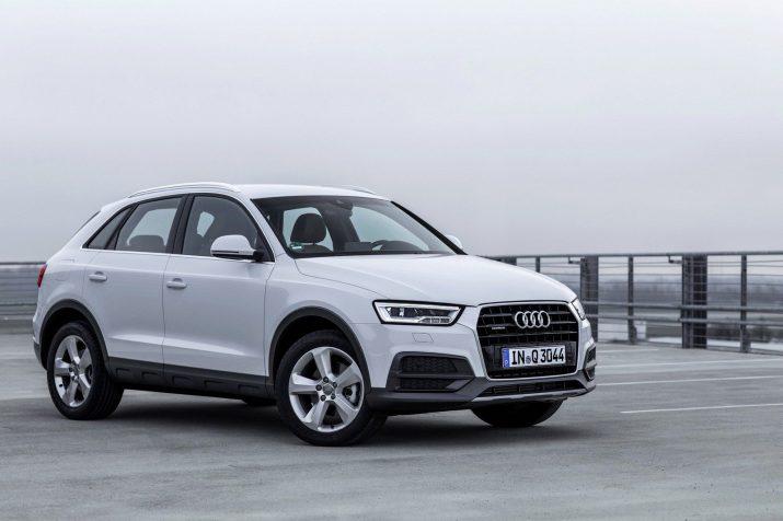 Audi Q3 2019 получит плагин-гибридные и электрические варианты