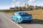 Электромобиль Toyota EV 2018 01