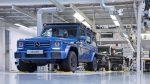 Mercedes G-Wagen 2017 01