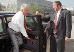 На продажу выставлен очередной бронированный Mercedes Бориса Ельцина