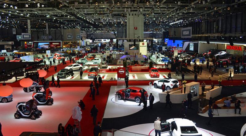 Автомобильное шоу воФранкфурте пропустит девять известных автобрендов