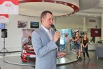 Презентация Kia Rio 2017 Волгоград 10
