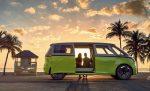 Volkswagen ID-Buzz 2018 Фото 5