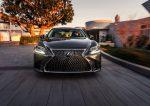 Цена на Lexus LS 2018 может возрасти до $76000
