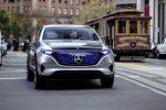 Mercedes EQ концепт 2018 3