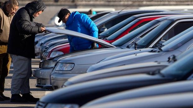 Башкирия угодила вТОП рынков подержанных авто