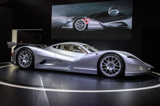 Составлен топ-5 самых быстрых авто наавтосалоне воФранкфурте