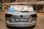 Райнера Цитлоу на Volkswagen Tiguan от Шанхая до Венеции 2017 1