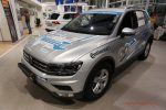 Мировой рекорд Райнера Цитлоу на Volkswagen Tiguan от Шанхая до Венеции за 6 дней