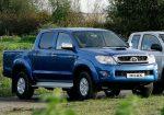 Toyota Motor отзовет более 300 пикапов Hilux в России