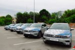 Volkswagen Driving Experience Волгоград 13