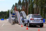 Volkswagen Driving Experience Волгоград 9