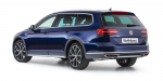Volkswagen Passat Alltrack Wolfsburg Edition 2018 Фото 1