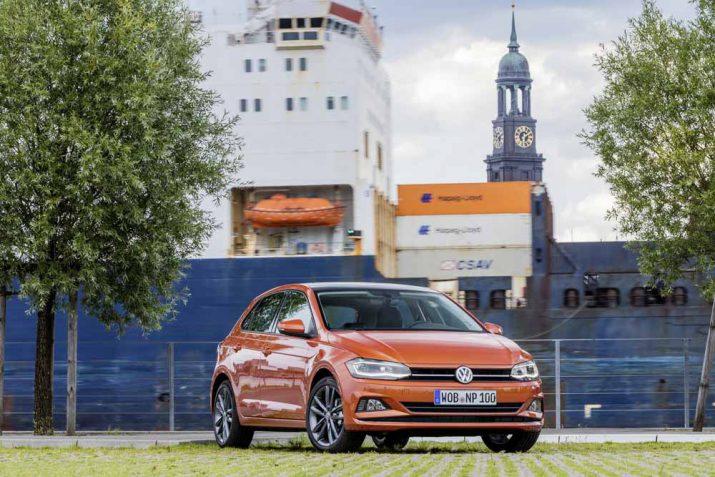 Volkswagen Polo 2018 представлен в расширенной фотогалерее