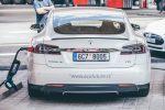 Зарядные станции Tesla Фото 5
