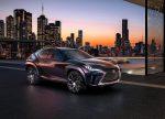 Lexus UX Concept 2016