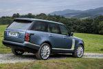 Обновленный Range Rover 2018 2