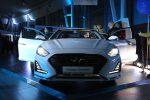 Презентация Hyundai Sonata 2017 Волгоград Агат фото 40