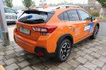 Презентация Subaru XV в Волгограде Арконт 7