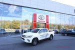Тест-драйв Toyota Hilux 2017 Волгоград 10