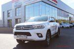 Тест-драйв Toyota Hilux 2017 Волгоград 11