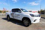 Тест-драйв Toyota Hilux 2017 Волгоград 12