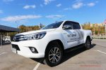 Тест-драйв Toyota Hilux 2017 Волгоград 13