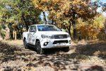 Тест-драйв Toyota Hilux 2017 Волгоград 21