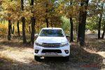 Тест-драйв Toyota Hilux 2017 Волгоград 26