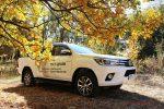 Тест-драйв Toyota Hilux 2017 Волгоград 39