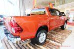 Тест-драйв Toyota Hilux 2017 Волгоград 6