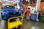 Во Владивостоке началось строительство завода по производству двигателей Mazda