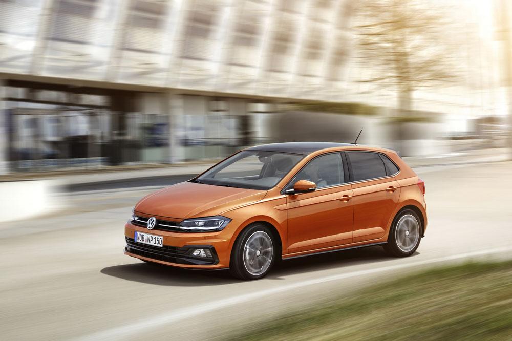 Volkswagen Polo 2018: характеристики, фото, видео, описание