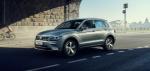 Новый Volkswagen Tiguan: максимальная выгода в октябре