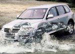 Volkswagen Touareg 2003 3