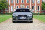 новый Audi A8 2018 Великобритания 1