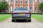 новый Audi A8 2018 Великобритания 11
