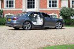новый Audi A8 2018 Великобритания 15