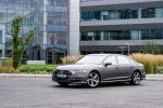 новый Audi A8 2018 Великобритания 4