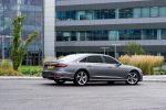 новый Audi A8 2018 Великобритания 5