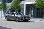 новый Audi A8 2018 Великобритания 6