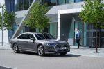 новый Audi A8 2018 Великобритания 7