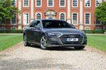 новый Audi A8 2018 Великобритания 9