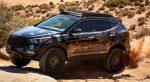 Rockstar Energy Hyundai Santa Fe Sport 2017 7