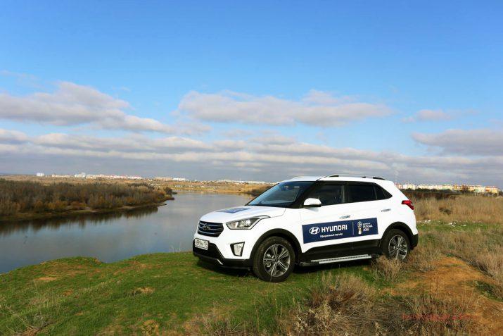 Тест-драйв Hyundai Creta – образец для подражания
