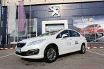 Тест драйв Peugeot 408 2017 11