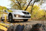 Тест драйв Peugeot 408 2017 39