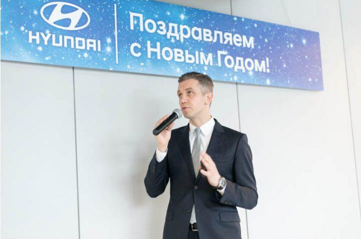 Хендэ Мотор СНГ подводит итоги 2017 года